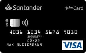 Santander 1st Plus