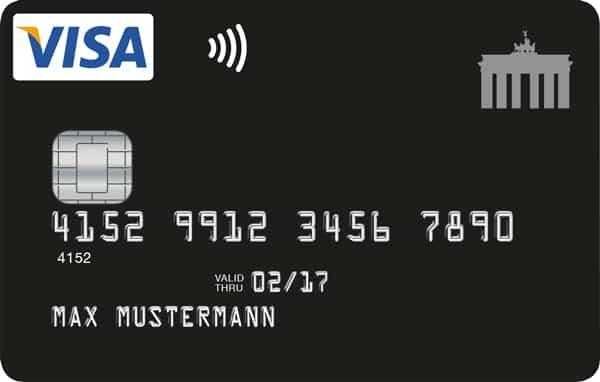 Deutschland Kreditkarte