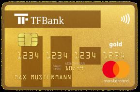 TF Bank MasterCard kreditkarte